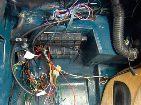 fusebox upgrade? - tr4/4a forum - tr register forum  tr register